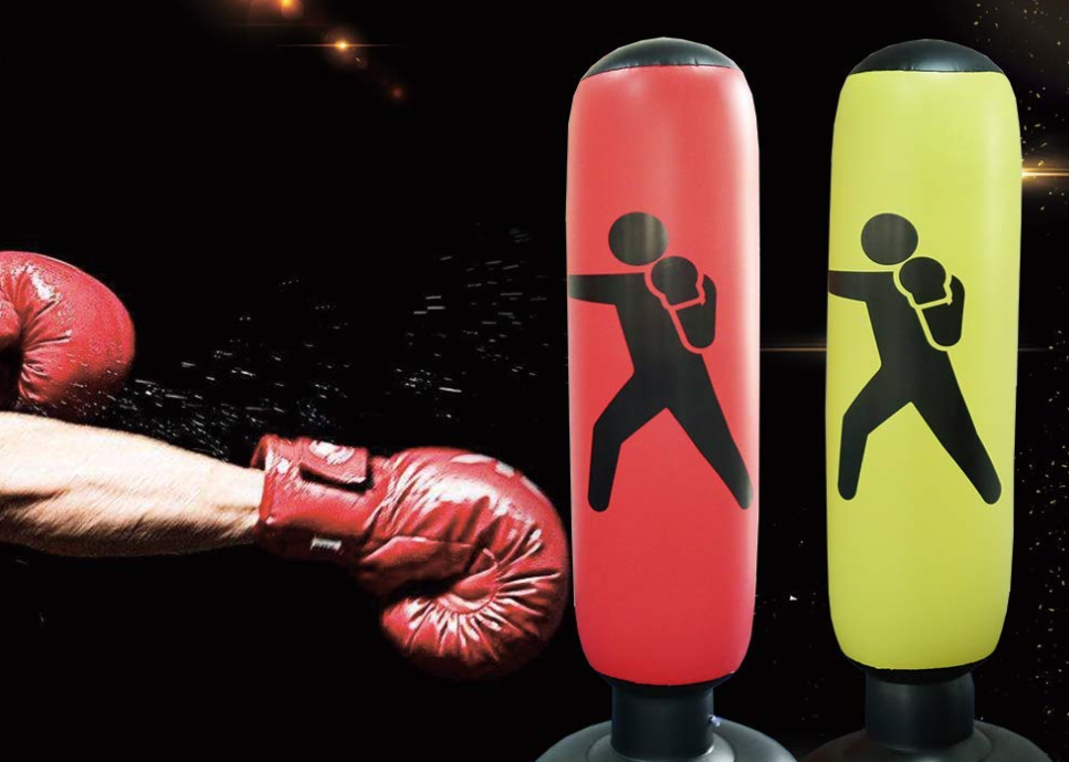 punching ball gonflable